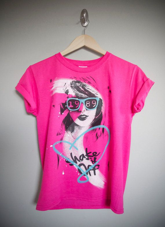 Kids Shake It Off Taylor Swift 1989 Youth T Shirt Taylor Swift Shirts Taylor Swift Merchandise Taylor Swift Party