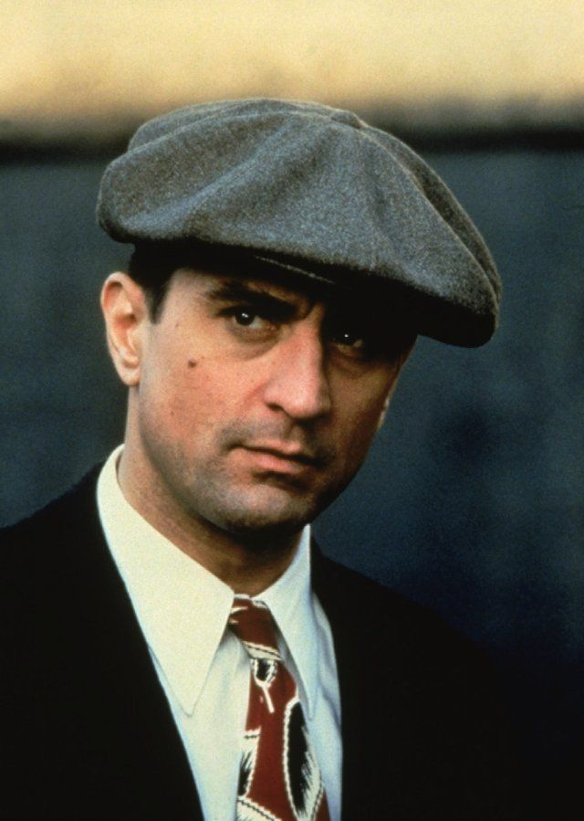 """Robert De Niro as David """"Noodles"""" Aaronson in """"Once upon a time in America"""" (Sergio Leone, 1984)"""