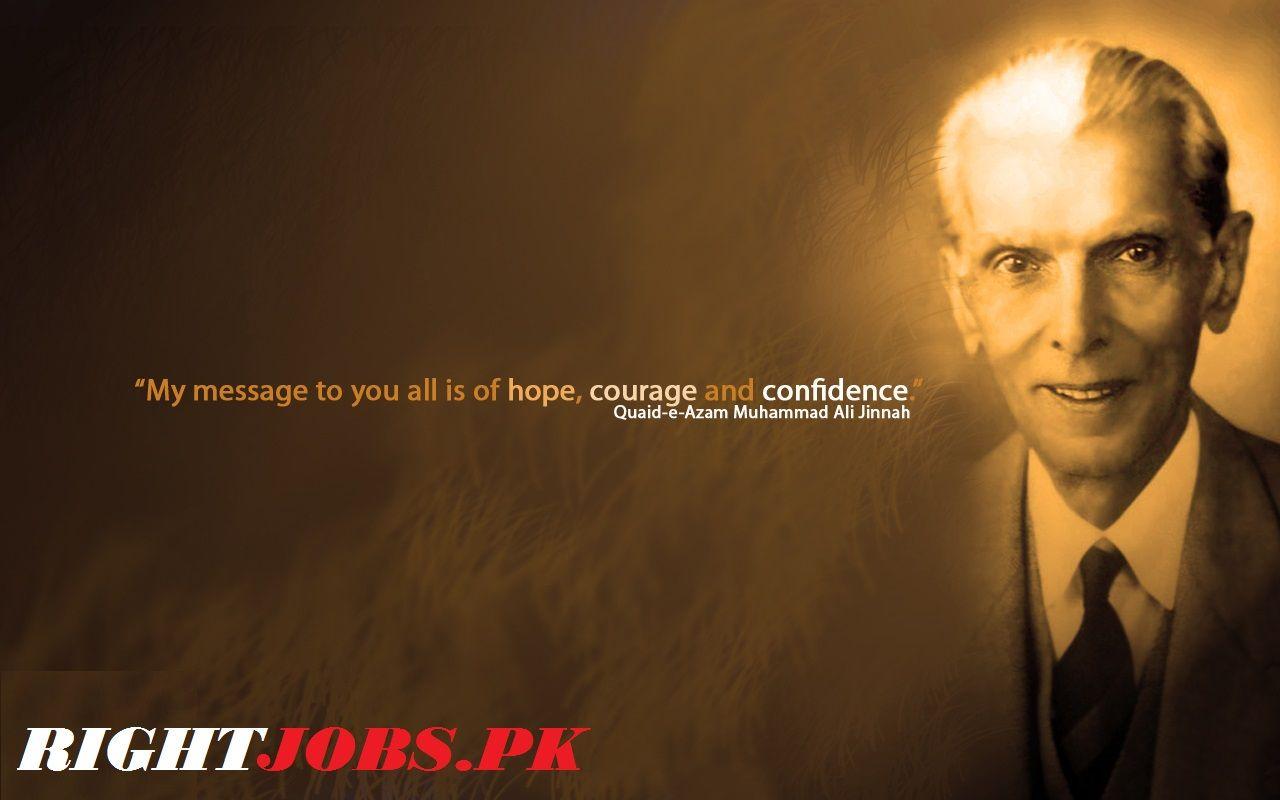 Motivational Quaid E Azam Quotes In English