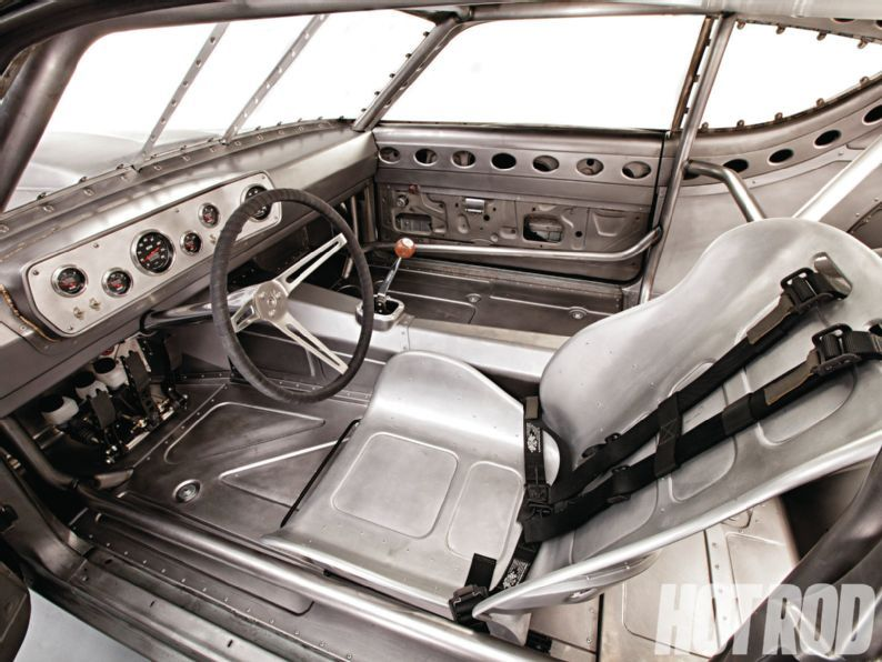 Rad Rides By Troy Metalwork Custom Car Interior Ford Torino Chassis Fabrication
