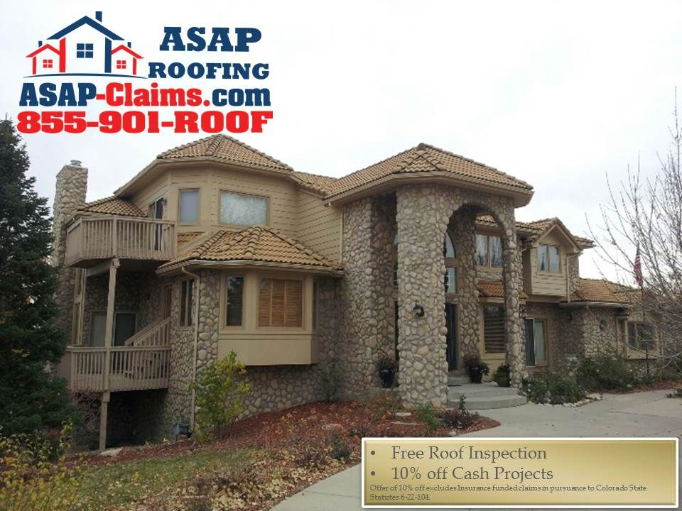 Pin By Jessie Mccormick On Asap Roofs Roof Repair House Styles Roof