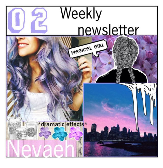 """""""Weekly Newsletter 02"""" by nevaehalexia-xo ❤ liked on Polyvore featuring Franklin"""