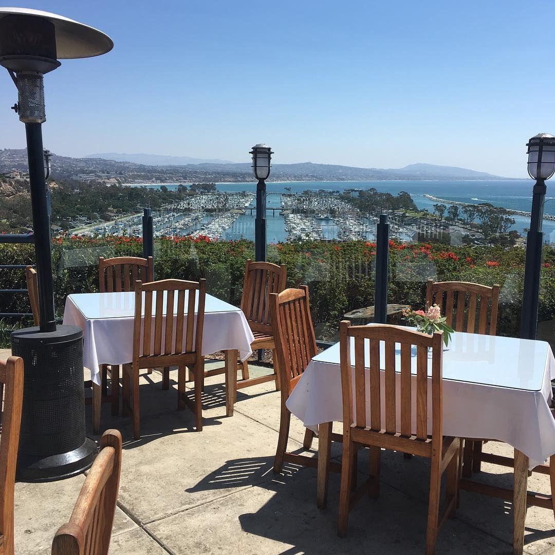 Chart House Restaurant In Dana Point Ocean View California