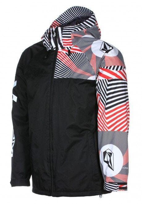 Cross Stone Insulated Jacket (Volcom Snow 12 13)  3c478d627da