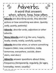 what are adverbs k12 grammar adverbs worksheet adverbs grammar for kids. Black Bedroom Furniture Sets. Home Design Ideas