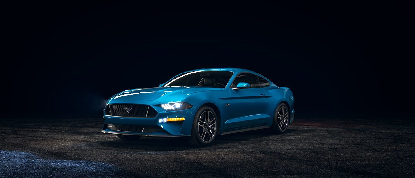 Ford Mustang Sports Car The Bullitt Is Back Ford Com