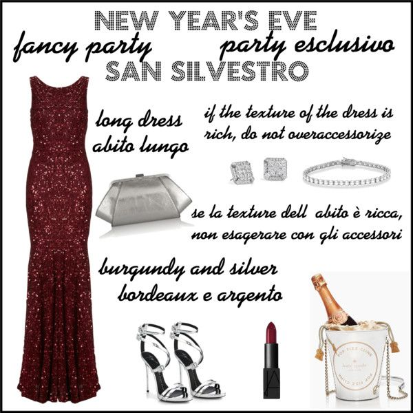 New Year's Eve - Fancy Party