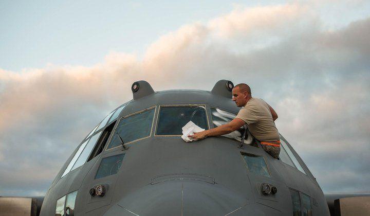 History Travel Arts Science People Places Hercules Staff Sergeant Lockheed