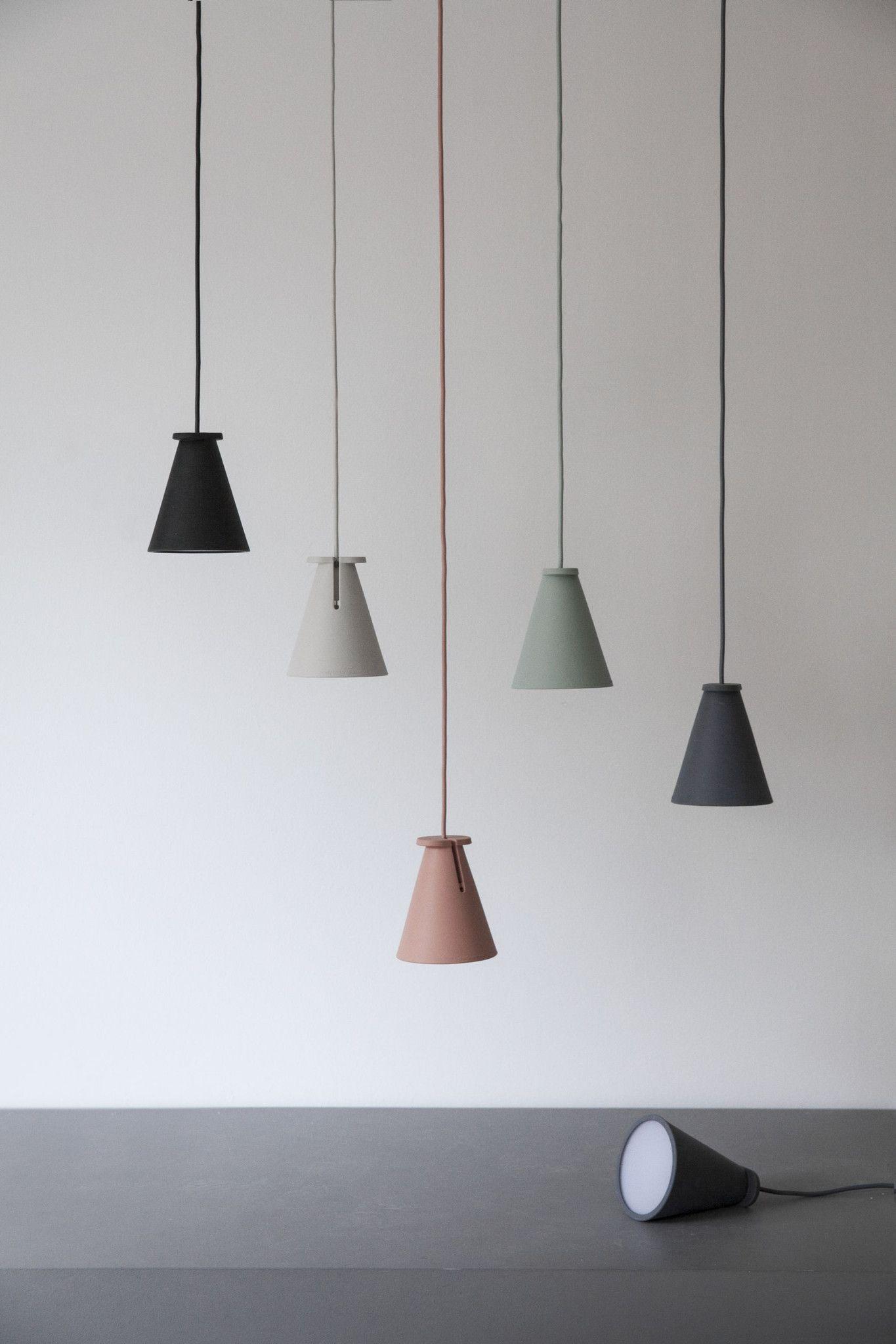 Bollard Lamp In Black Design By Menu Scandinavian Lamps Interior Lighting Lamp Design