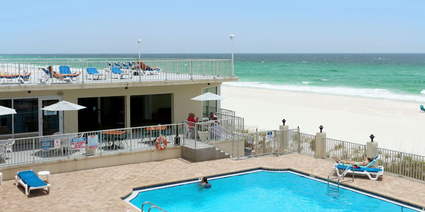 Beachfront Hotel In Panama City