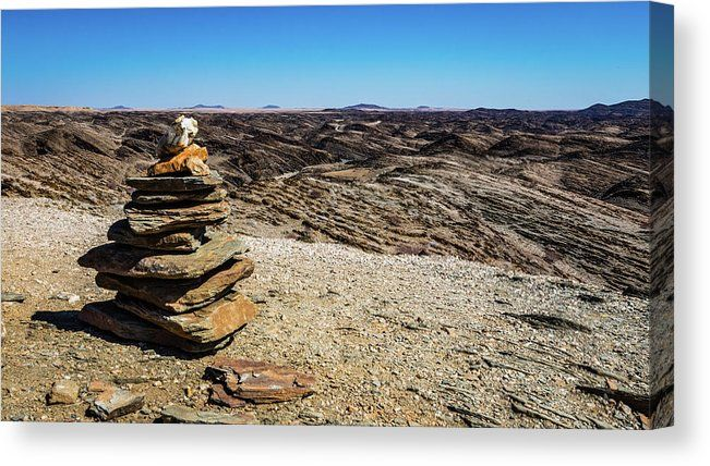 Kuiseb Pass, Namibia Canvas Print / Canvas Art by Lyl Dil Creations.  This canvas print is professionally printed, assembled, and delivered ready-to-hang on your wall. Choose from multiple print sizes, borders colors, and canvas materials. Click on the picture for more details!