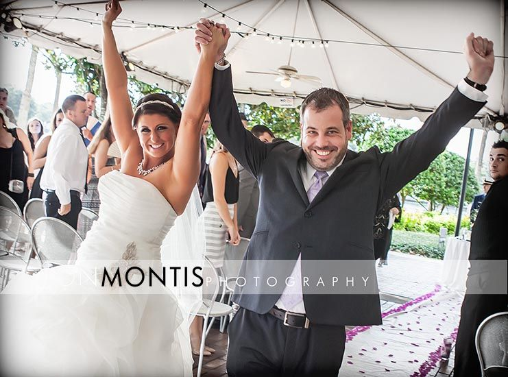 www.JonMontisPhotography.com Danielle And Warren – The Straz Center Wedding – Tampa, FL