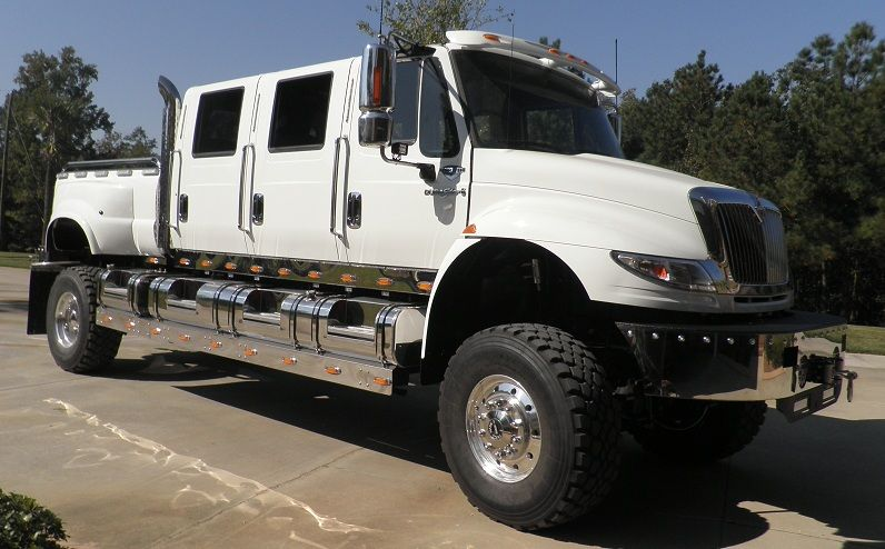 "F650 SuperTruck - When the Zombies come my ""Bug Out ..."