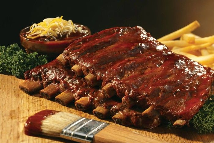 20 Restaurants You Have To Visit In New Jersey Food Network Recipes Bbq Restaurant Pork Back Ribs