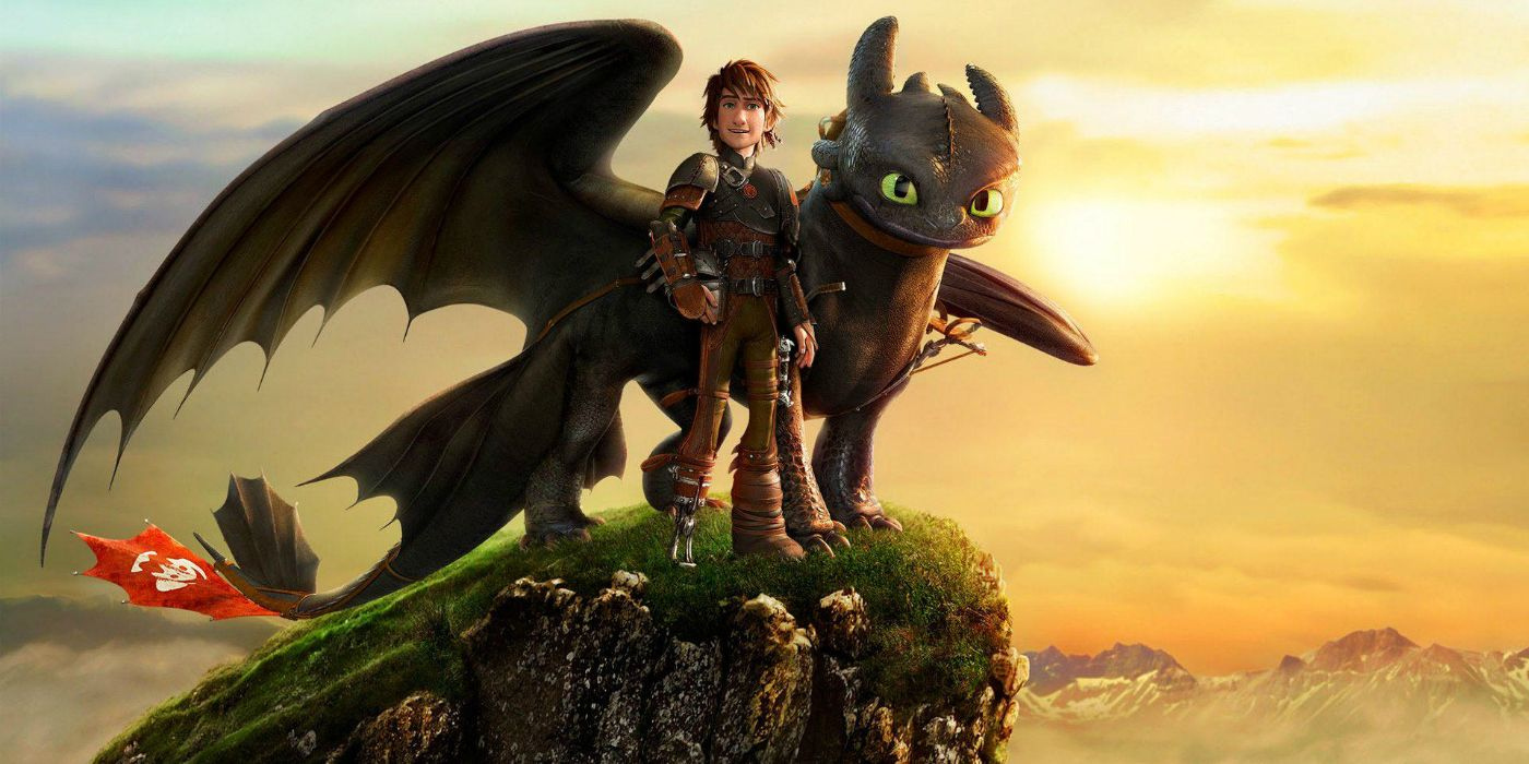 how-train-dragon-3-toothless-hiccup.jpg (1400×700) | how to train ...