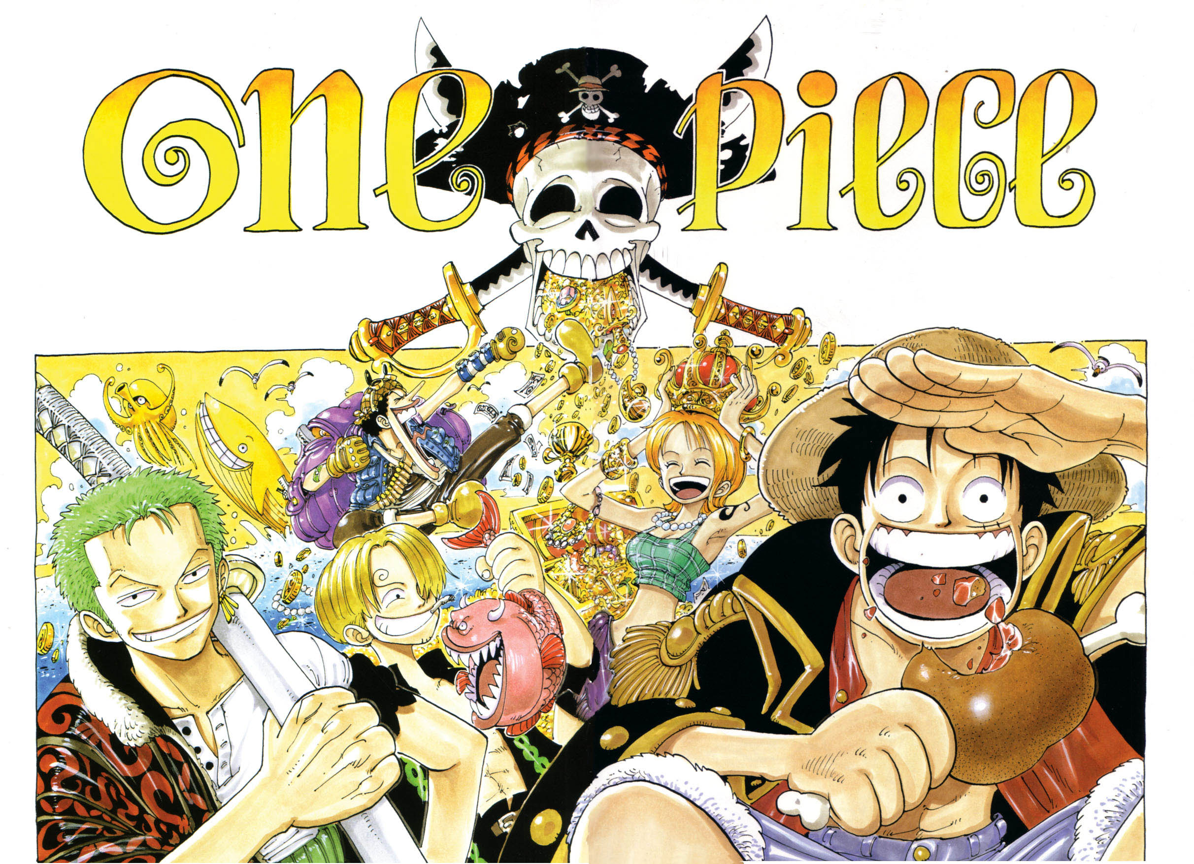 Capitulo 100 Anime One Piece Chapter One Piece Japan