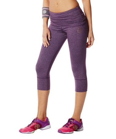 Another great find on #zulily! Berry Nice So Bootyful Capri Pants #zulilyfinds