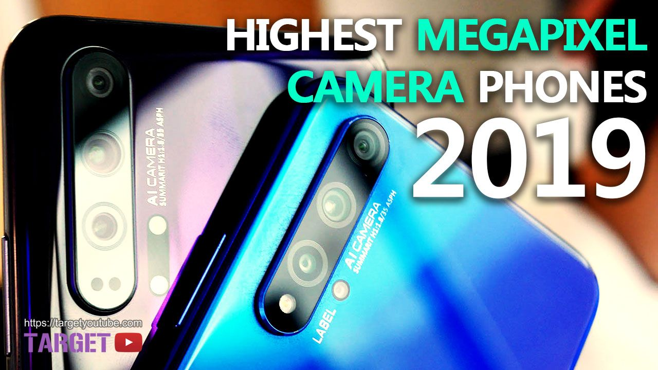 Top 14 Best Highest Megapixel Camera Phones In 2019 With Images