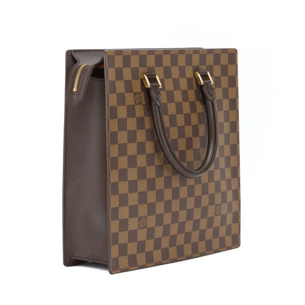 louis-vuitton-damier-ebene-venice-pm-Louis-Vuitton-Damier-Ebene-Venice-PM-Tote-Sac-Plat-Bag