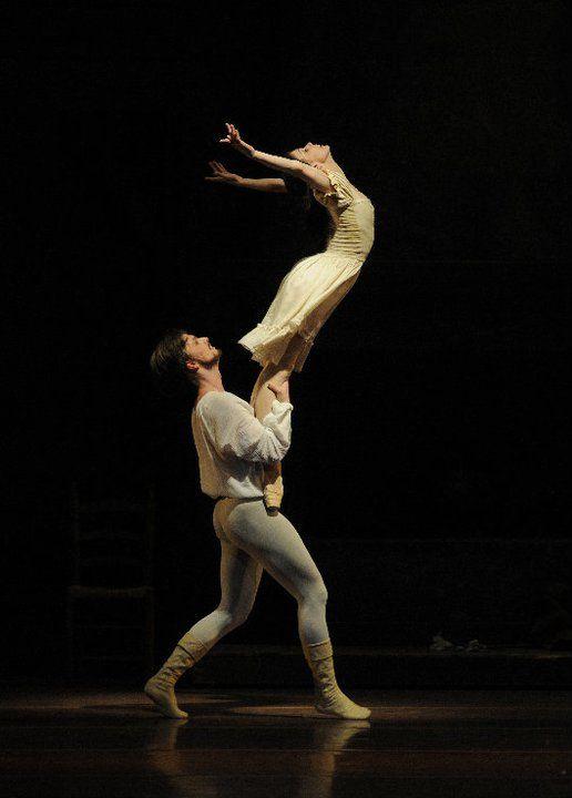 Lukas Slavicky And Natalia Osipova In The Taming Of The Shrew