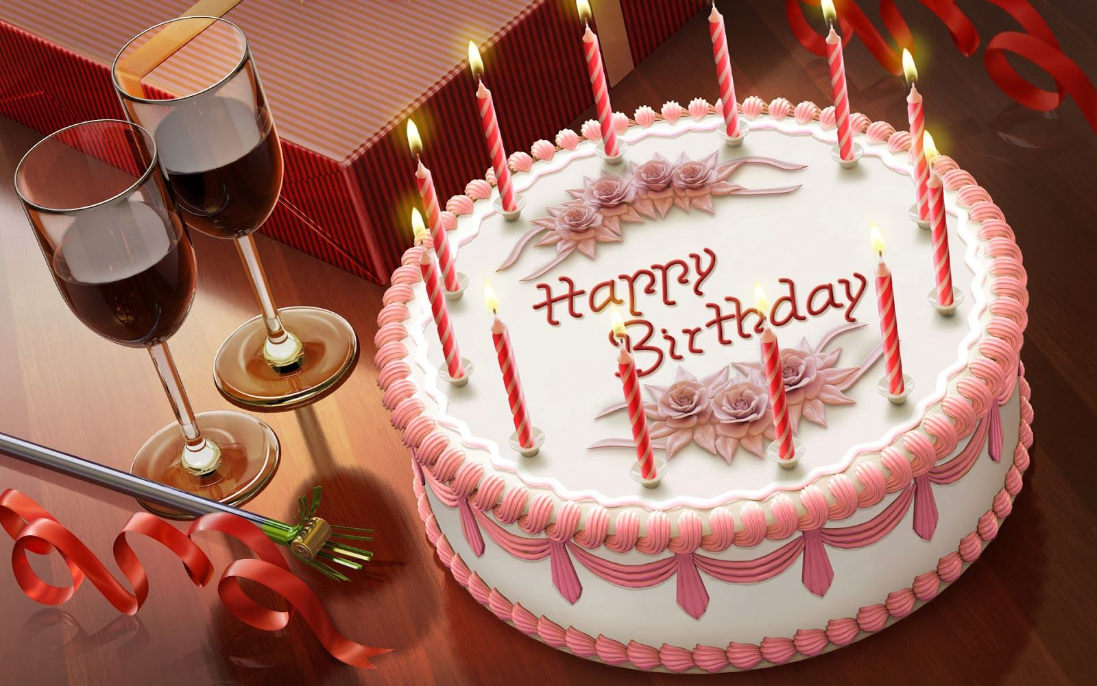 Images For Happy Birthday Cakes Hd Free Download Loveable Cakes