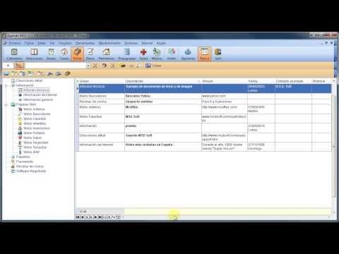 Cómo cambiar el interfaz de usuario de Agenda MSD
