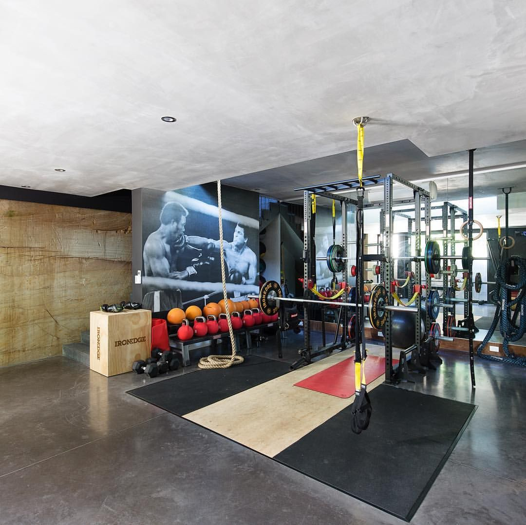 Home Gym Design Ideas: Pin On Home Gym Design