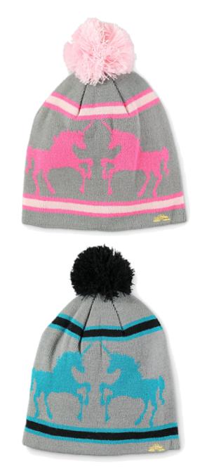 446c3a31dce Unicorns! Bobble Hats