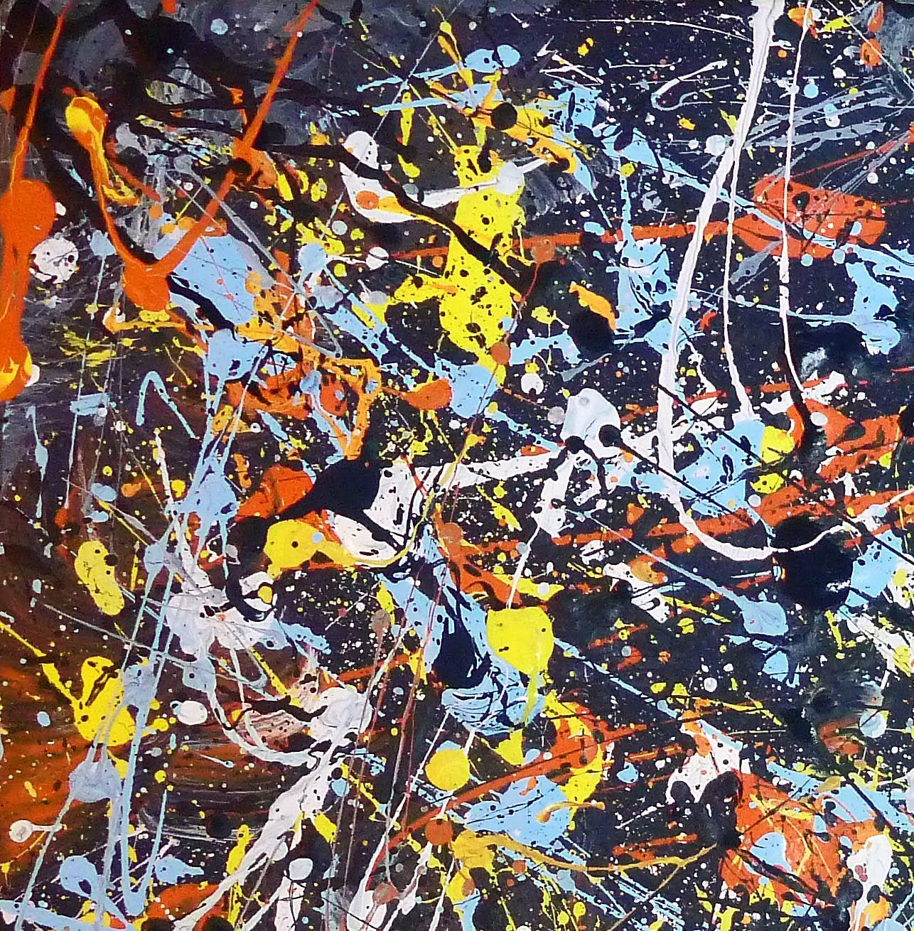 Famous Abstract Art (id: 59191) – BUZZERG | slab ideas ...