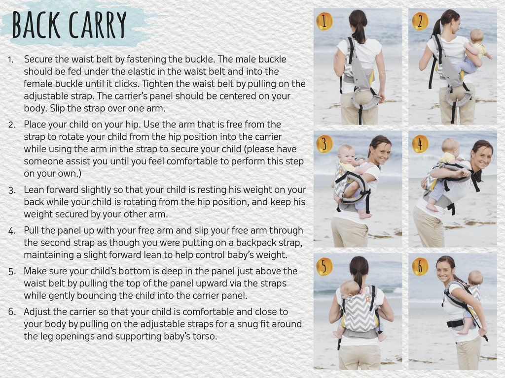 Baby Tula Baby Tula Baby Carrier Instructions States