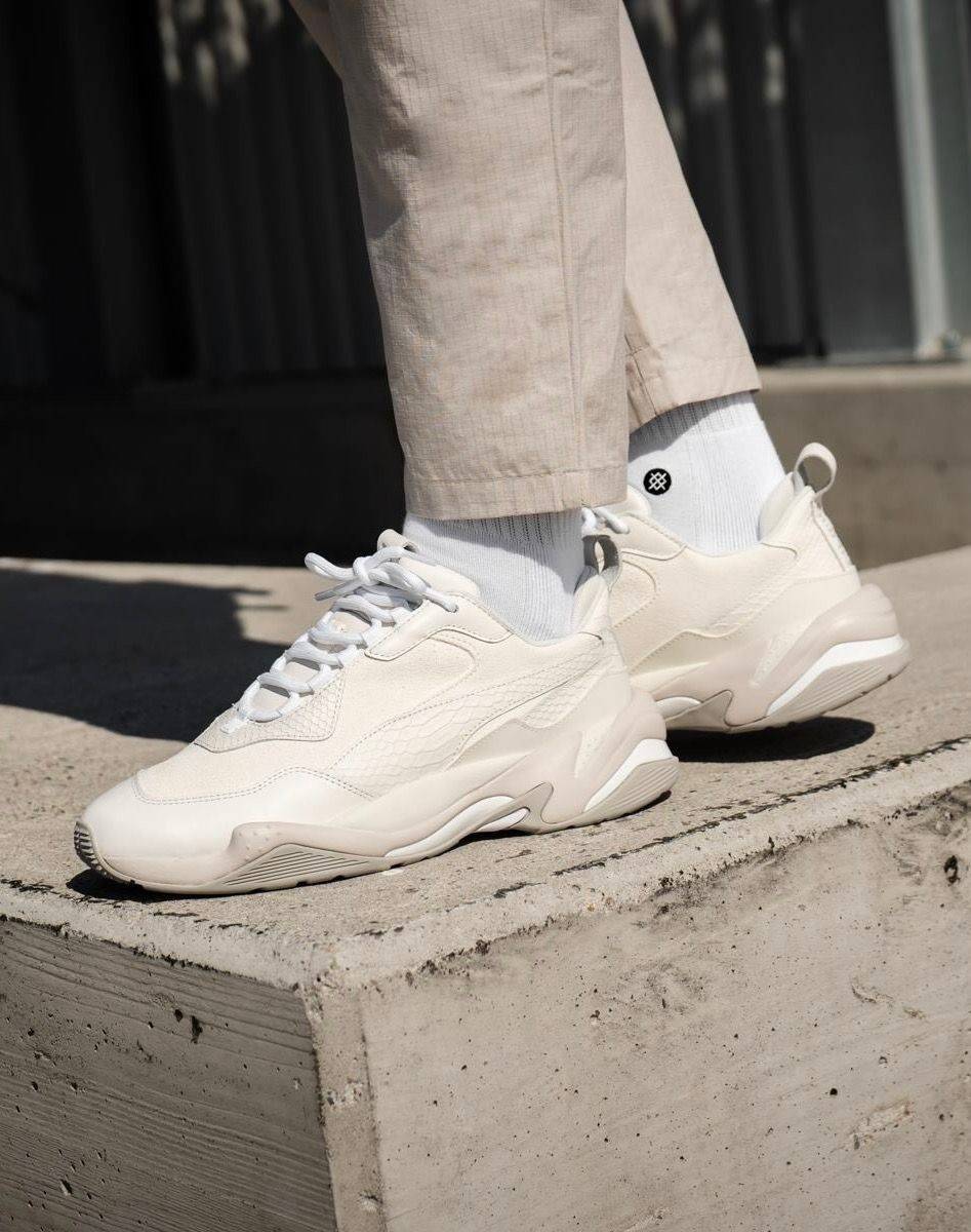wyprzedaż hurtowa Cena fabryczna San Francisco Puma Thunder Desert in 2019 | Dad shoes, Mens fashion:__cat ...