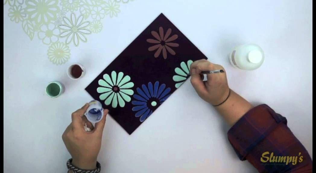3 Ways to Use Crafter's Workshop Stencils