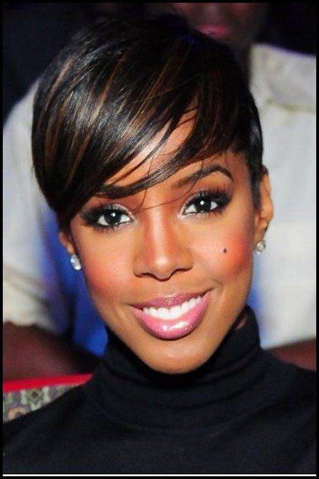 28 trendige schwarze frauen frisuren für kurze haare