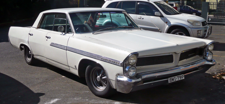 1962 1964 Pontiac Parisienne Hardtop 01 Pontiac Parisienne