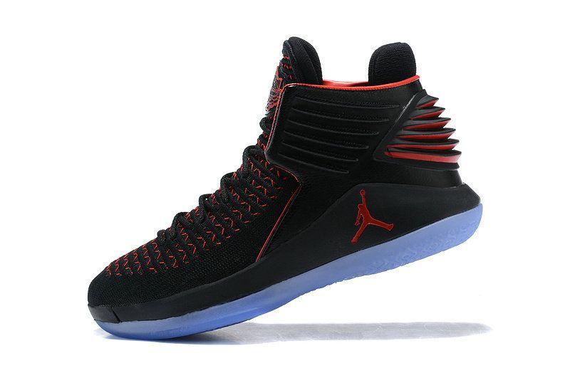 2018 How To Buy Air Jordan XXXII Bred Black University Red Size Euro ... 1051044c5