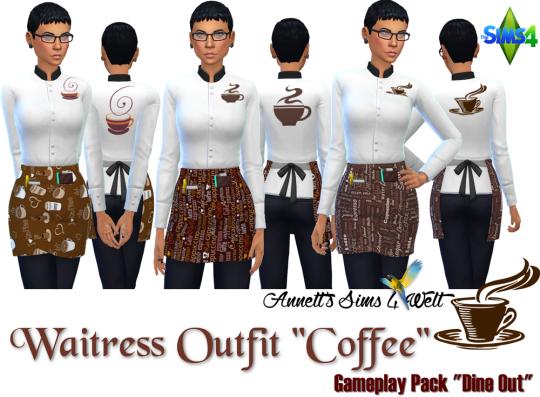 Annett's Sims 3 & 4 World