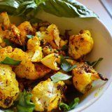 The health benefits of turmeric make this tasty cauliflower side dish a winner, from our friends at PaleoHacks.