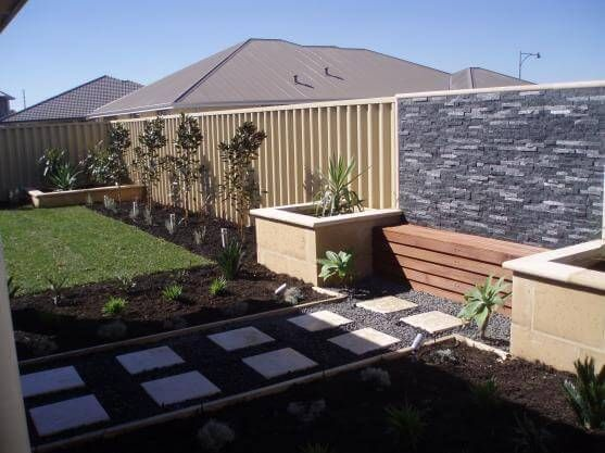 Landscaping Ideas For Small Backyards Australia http
