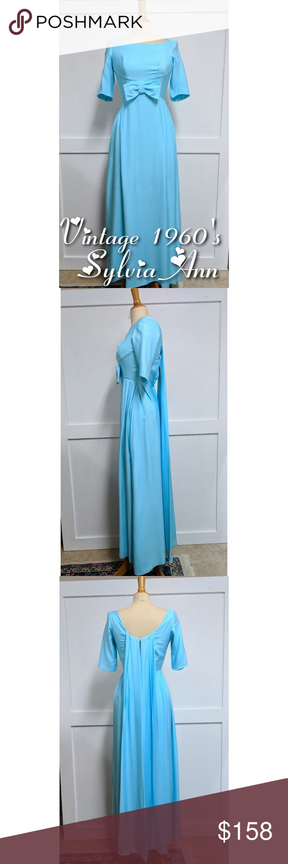Spotted While Shopping On Poshmark Vintage 1960 S Sylvia Ann Blue Prom Dress 8 Poshmark Fashion Shop Prom Dresses Vintage Prom Dresses Blue Clothes Design [ 1740 x 580 Pixel ]