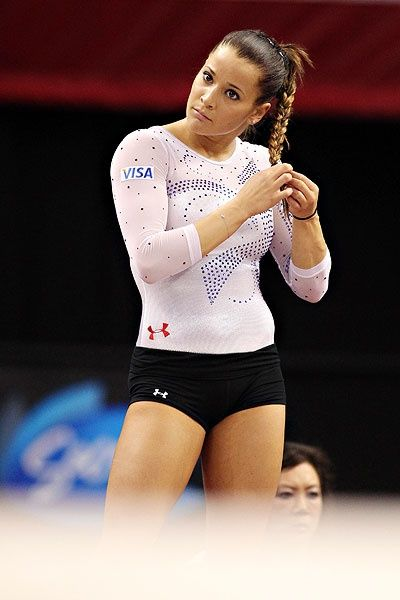 Alicia Sacramone Nude Photos 8