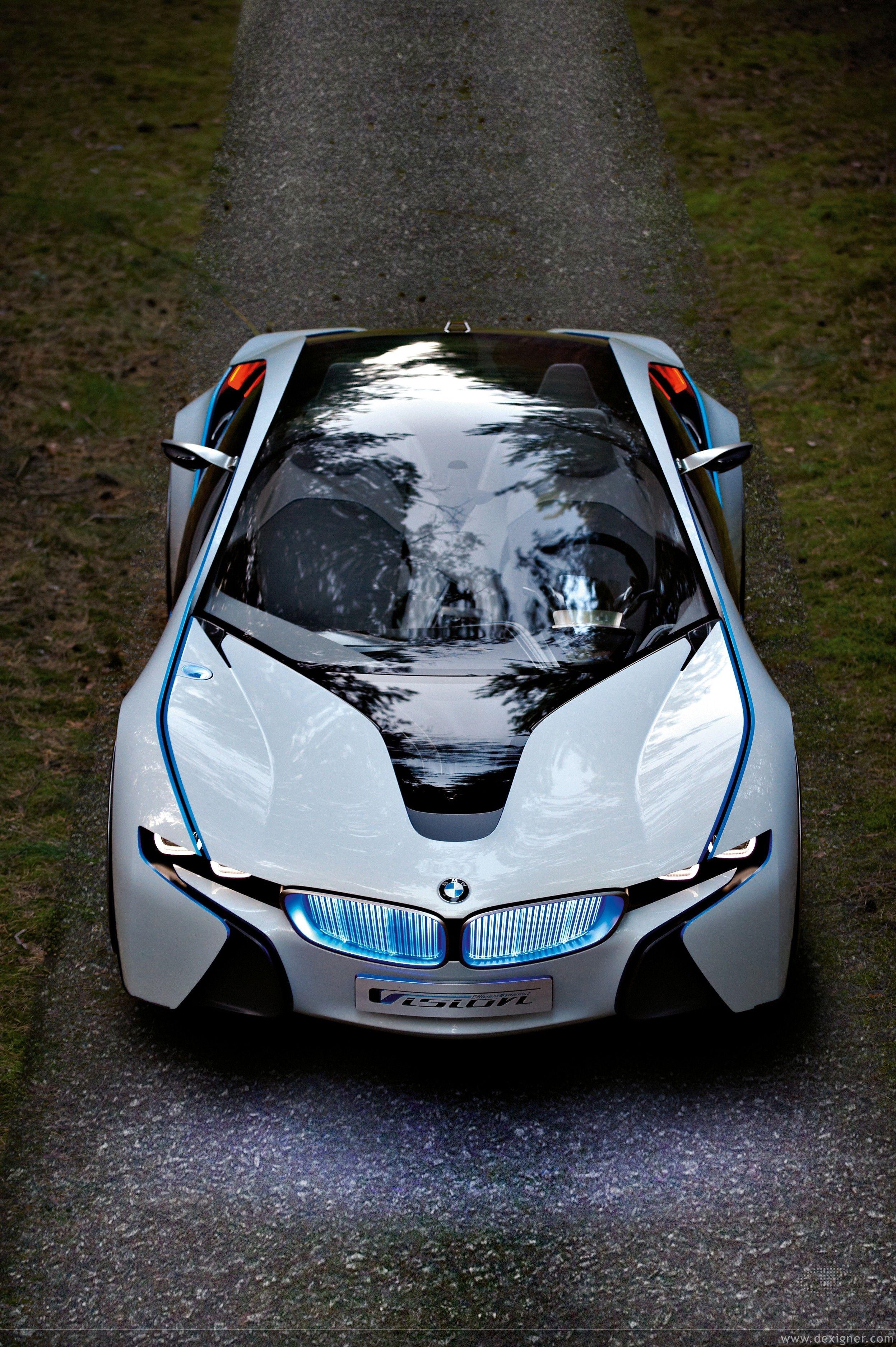 Bmw Vision Efficientdynamics Sports Cars Luxury Bmw Bmw Supercar