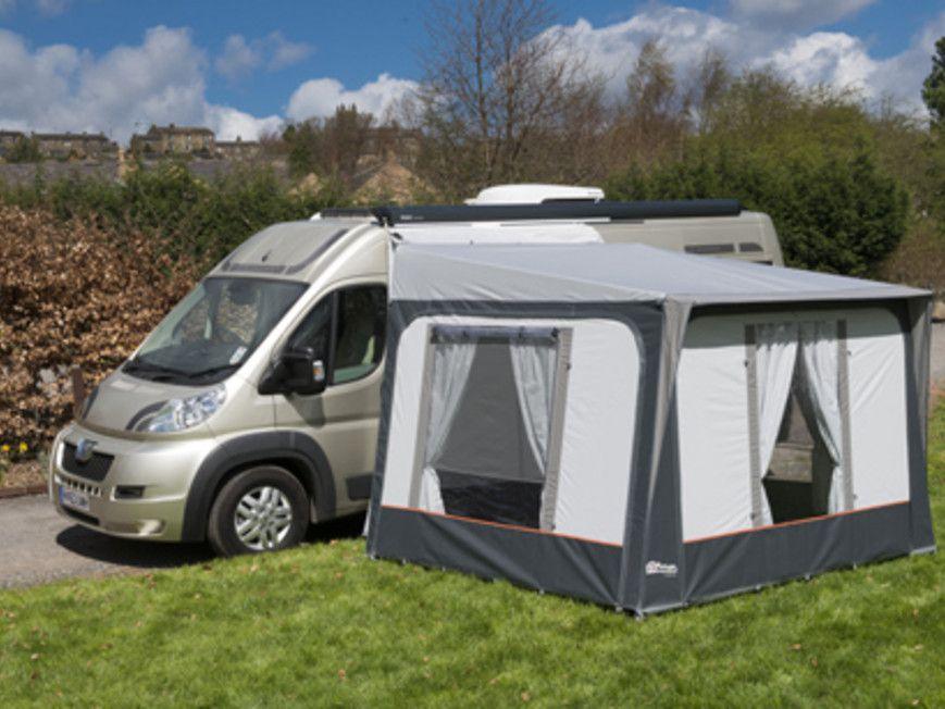 38 Beautiful Campervan Awnings Ideas (Dengan gambar)