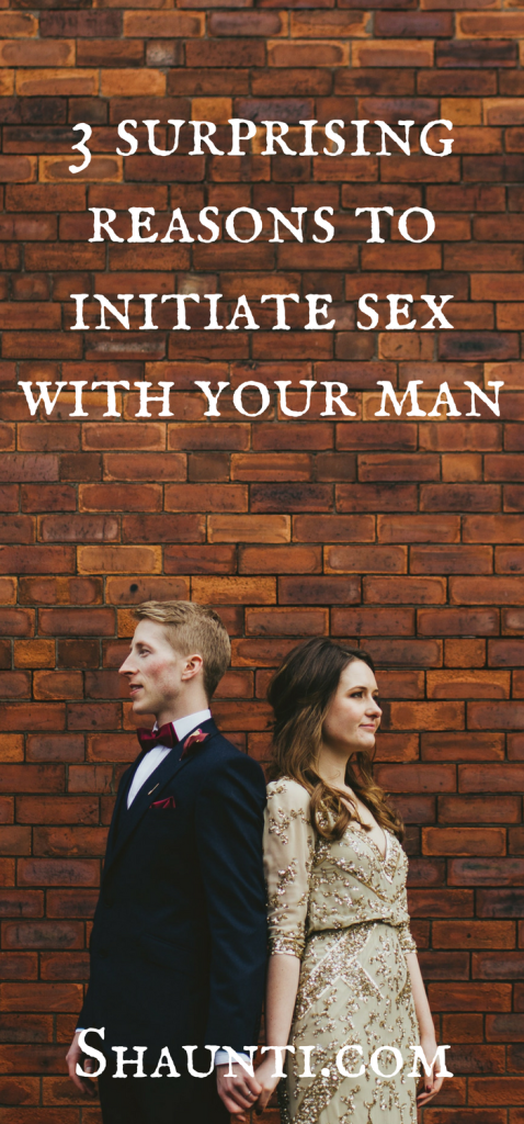 Do men like women to initiate sex