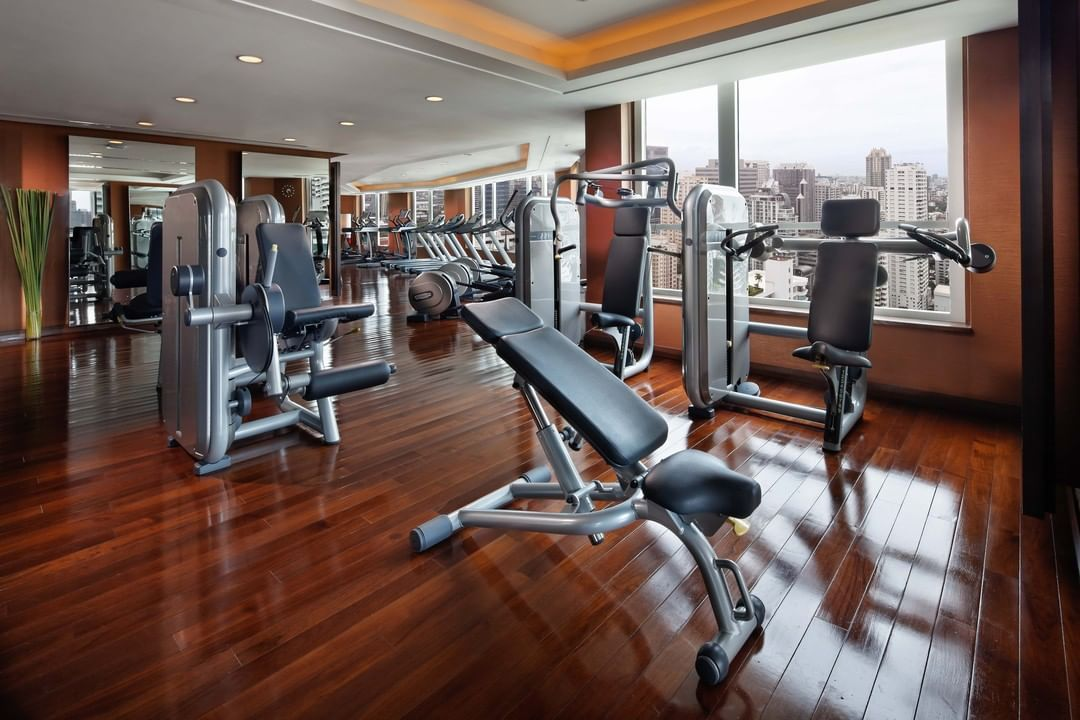 All SoFit members enjoy full access to the gym facilities, swimming pool and sundeck, locker rooms a...