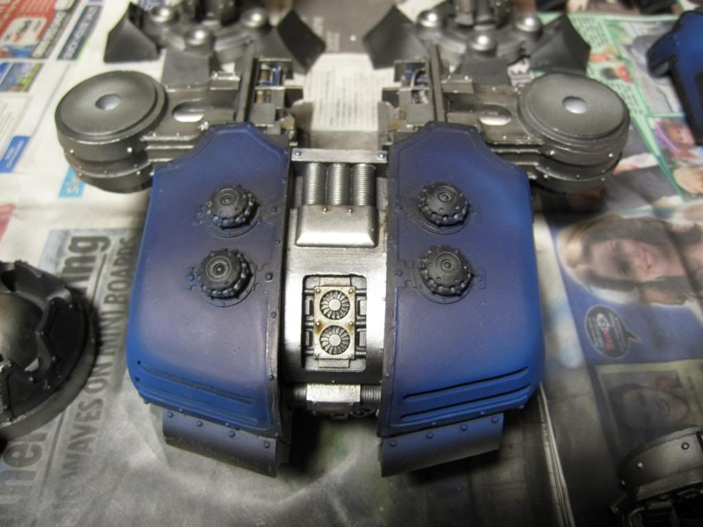 Reaver Titan - LTPPainting