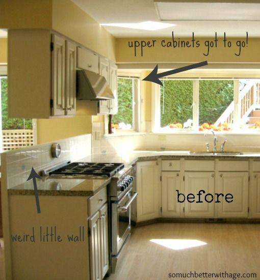 Easy Kitchen Updates | Kitchen cabinet remodel, Easy kitchen ...