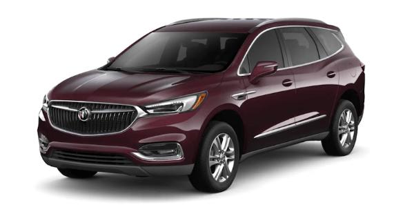 2019 Buick Enclave Colors Buick Enclave Buick Buick Cars