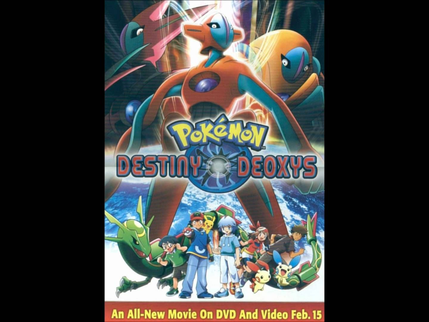 Pokemon Destiny Deoxys This Side Of Paradise By Bree Sharp