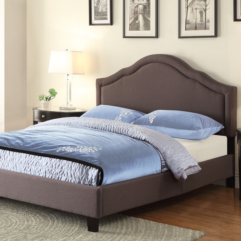 Pri queen upholstered bed home u decor pinterest beds online