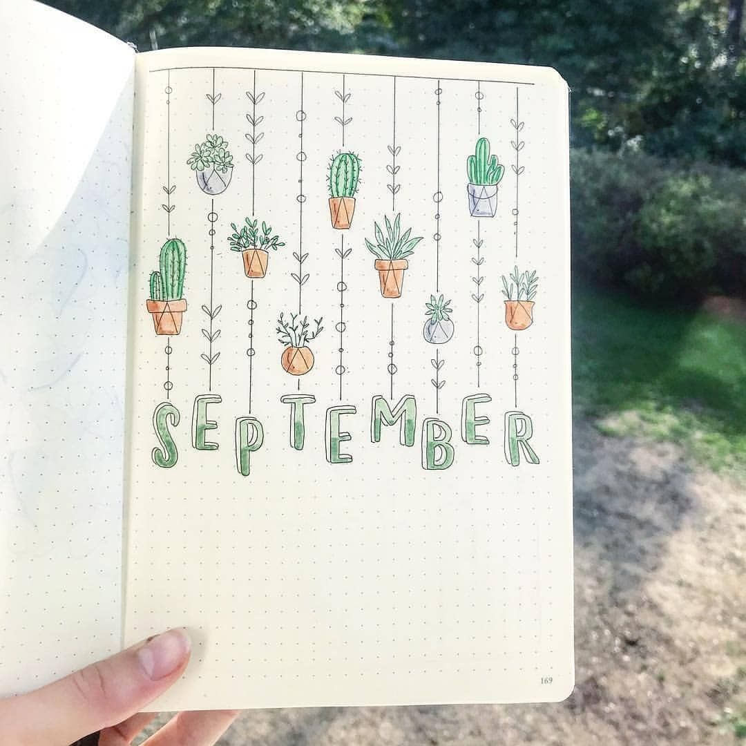 Who's still stuck with plants doodle theme?